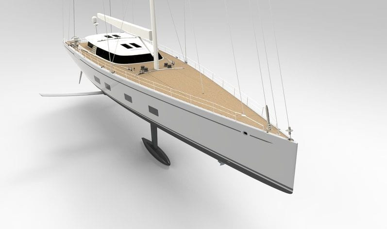 BAR Technologies - superyacht design